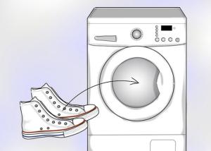 Можно ли стирать конверсы в стиральной машине