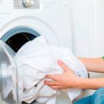 Как стирать белые вещи в домашних условиях