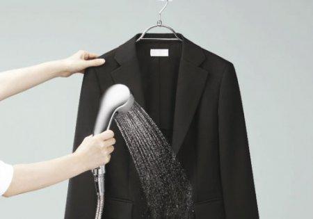 чистка мужского костюма