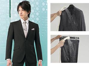 как постирать мужской костюм