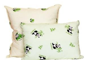 Стирка подушек из бамбука в стиральной машине и вручную