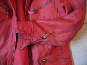 стирка кожаной куртки