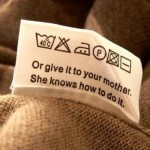 Знаки на одежде для стирки с расшифровкой