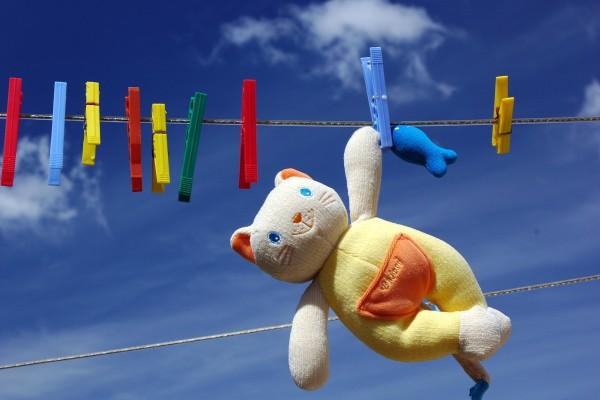 стирка игрушек антистресс