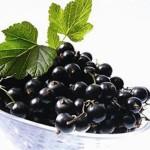 Как отстирать черную смородину