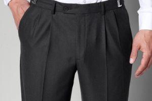 Как стирать брюки правильно