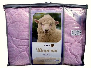Как стирать одеяло из овечьей шерсти в домашних условиях