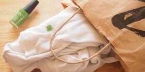 как удалить пятно от шеллака