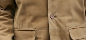 как стирать куртку из замши