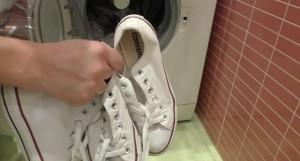 как стирать мокасины