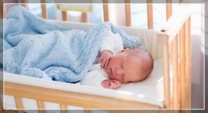 Как постирать бортики для детской кроватки