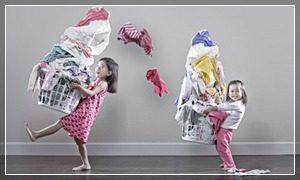 Каким порошком стирать вещи для новорожденного