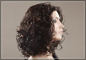 Как мыть парик из искусственных волос
