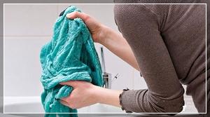 Как постирать вязаный свитер и другие вещи