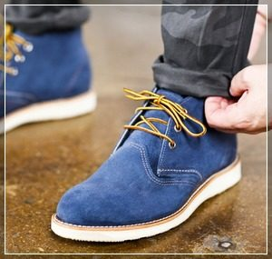 Как постирать замшевые и кожанные кроссовки?