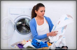 Как отстирать закрашенную одежду