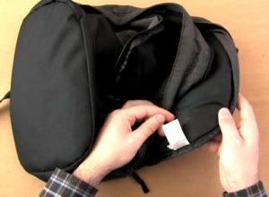 Как стирать рюкзак в стиральной машине и можно ли