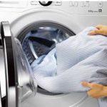 Стирка постельного белья в стиральной машине - режим и правила