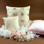 Как постирать подушки из холлофайбера