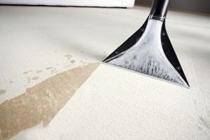 Чистка моющим пылесосом (влажная)