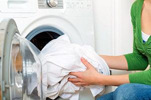 Как стирать лен в машинке