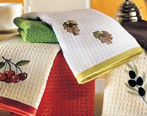 мягкость махрового полотенца