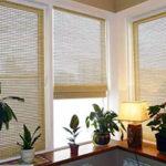 Как стирать римские и рулонные шторы