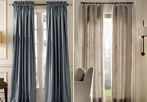 Как стирать занавески и шторы в стиральной машине
