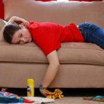 Стирка дивана в домашних условиях