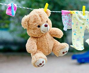 Как постирать мягкие игрушки в машинке автомат и вручную