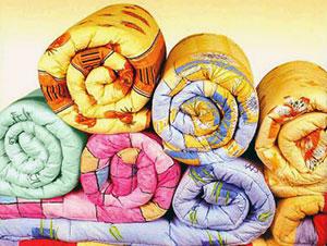 Как постирать ватное одеяло в стиральной машине и вручную