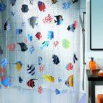 Как постирать занавеску для ванной