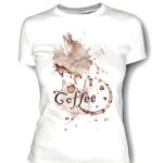 Как вывести пятно от кофе с белой одежды