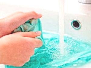 Холодная проточная вода
