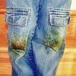 Как отстирать пятна от травы