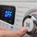 Как включить стиральную машинку