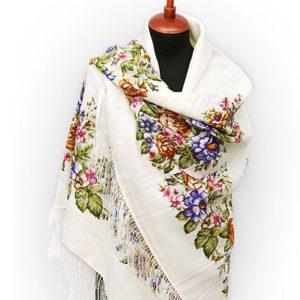 Как постирать павлопосадский шерстяной платок