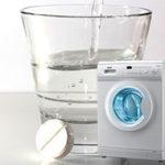 Аспирин при стирке белья