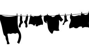 Стирка черной одежды