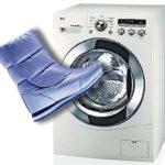 Как стирать дутики в стиральной машине