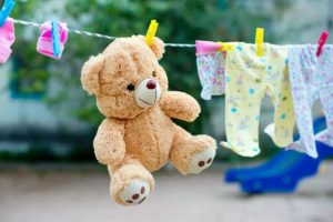 Как почистить мягкую игрушку