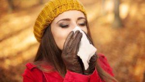 Как стирать сопливые носовые платки