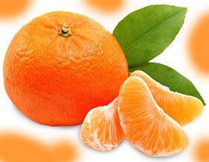 Как отстирать апельсиновые пятна