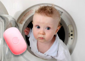 Мыло для стирки детских вещей