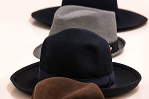 Стирка шапок