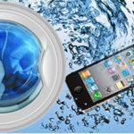 Что делать, если постирал телефон в стиральной машине