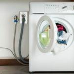 Первая стирка в стиральной машине