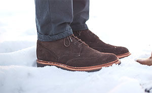 Как стирать зимние ботинки