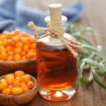 Как и чем отстирать облепиховое масло