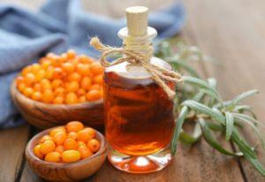 Как отстирать облепиховое масло